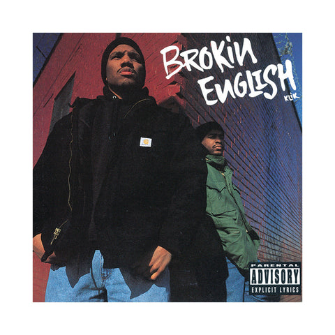 "[""Brokin English Klik - 'Brokin English Klik' [CD]""]"