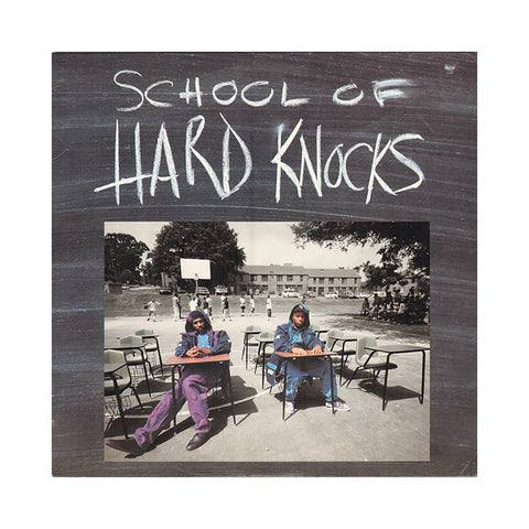 "[""Hard Knocks - 'School Of Hard Knocks' [CD]""]"