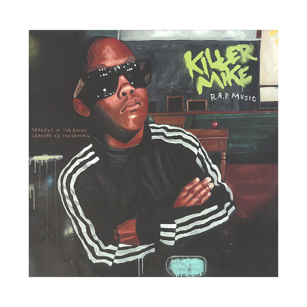<!--120121113051540-->Killer Mike w/ El-P - 'R.A.P. Music' [(Black) Vinyl LP]