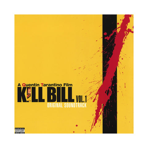 Various Artists - 'Kill Bill Vol. 1 (Original Soundtrack)' [(Black) Vinyl LP]