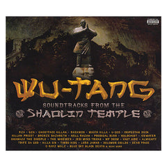 <!--120121030014724-->Wu-Tang Clan - 'Soundtracks From The Shaolin Temple' [CD]