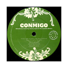 "<!--020080429013660-->Nickodemus - 'Mi Swing Es Tropical (Remix)/ Conmigo' [(Black) 12"" Vinyl Single]"