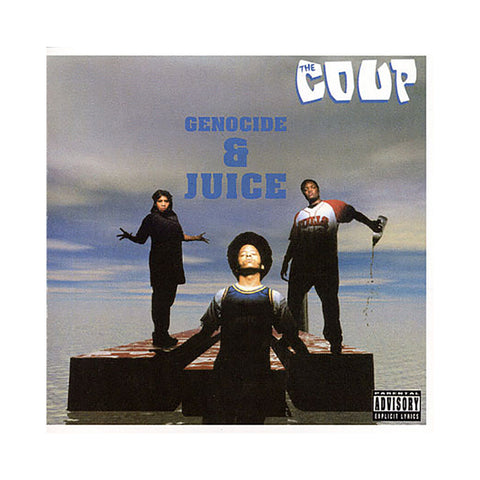 "[""The Coup - 'Genocide & Juice' [CD]""]"