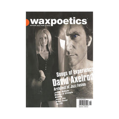 Wax Poetics - 'Issue 14, Fall 2005' [Magazine]