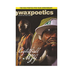 <!--020061212008783-->Wax Poetics - 'Issue 20, December 2006/ January 2007' [Magazine]