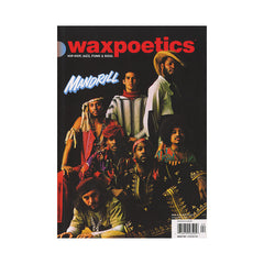<!--120070904010242-->Wax Poetics - 'Issue 24, August/ September 2007' [Magazine]