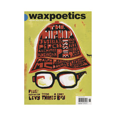 <!--020071211011286-->Wax Poetics - 'Issue 26, December 2007/ January 2008' [Magazine]