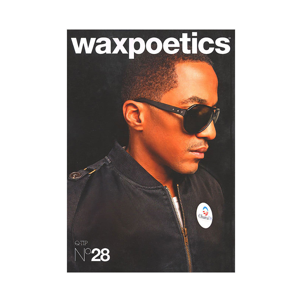 <!--120080429013639-->Wax Poetics - 'Issue 28, April/ May 2008' [Magazine]