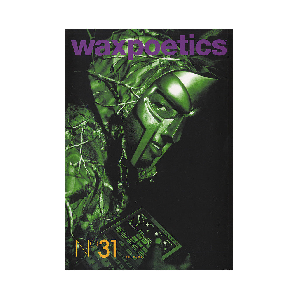 <!--120081014015070-->Wax Poetics - 'Issue 31, October/ November 2008' [Magazine]