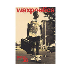 <!--2009111704-->Wax Poetics - 'Issue 38, November/ December 2009 (BEIGE COVER)' [Magazine]