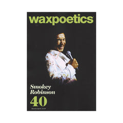 <!--120100323020454-->Wax Poetics - 'Issue 40, March/ April 2010' [Magazine]