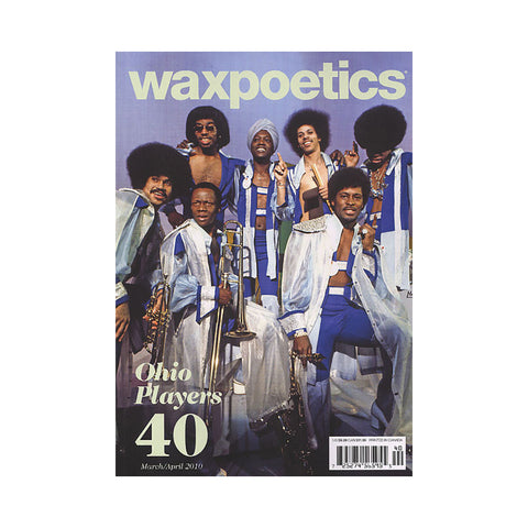 Wax Poetics - 'Issue 40, March/ April 2010' [Magazine]