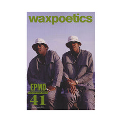 <!--120100608021447-->Wax Poetics - 'Issue 41, May/ June 2010 (EAST COVER)' [Magazine]