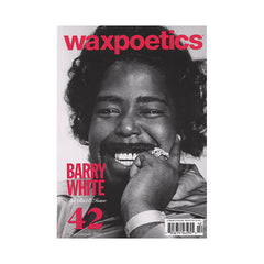 <!--120100803022564-->Wax Poetics - 'Issue 42, July/ August 2010 (BARRY WHITE/ D'ANGELO COVER)' [Magazine]