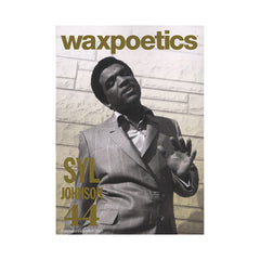 <!--120101130025604-->Wax Poetics - 'Issue 44, November/ December 2010' [Magazine]