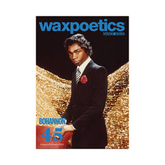 <!--020110201027400-->Wax Poetics - 'Issue 45, January/ February 2011' [Magazine]