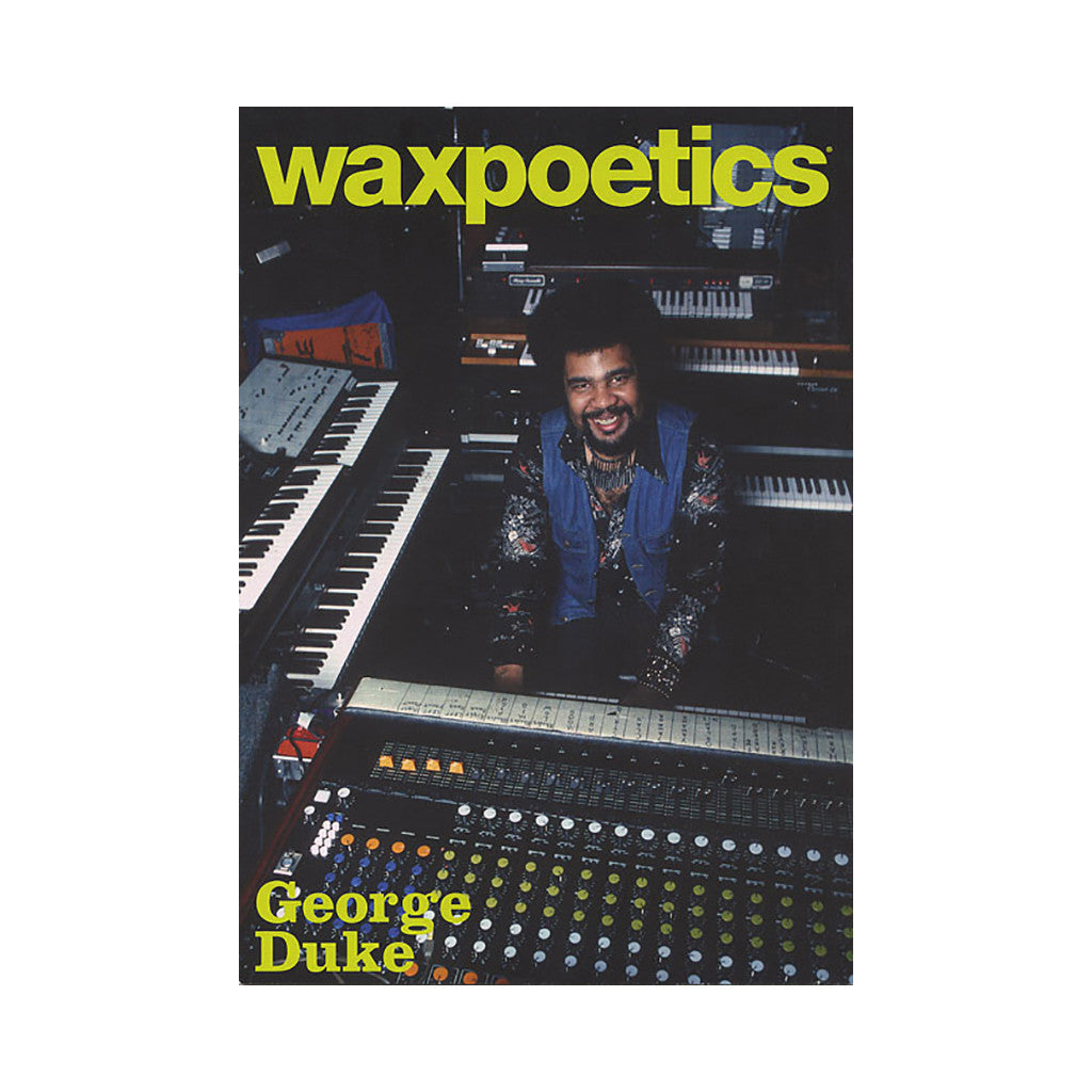 Wax Poetics - 'Issue 46, March/ April 2011' [Magazine]