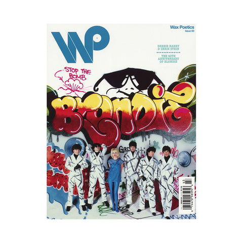 "[""Wax Poetics - 'Issue 60' [Magazine]""]"