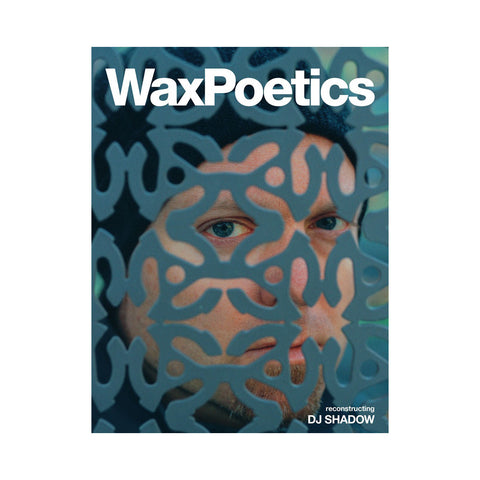 Wax Poetics - 'Issue 66: DJ Shadow/ David Axelrod' [Magazine]