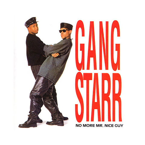 "[""Gang Starr - 'No More Mr. Nice Guy' [CD]""]"