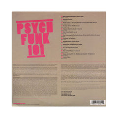 Various Artists - 'Psych-Funk 101 (1968-1975): A Global Psychedelic Funk Curriculum' [(Black) Vinyl [2LP]]