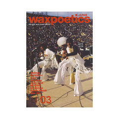 <!--020090407016483-->Wax Poetics: Japan - 'Issue 03, February/ March 2009' [Magazine]