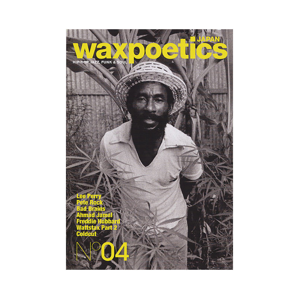 <!--020090623017301-->Wax Poetics: Japan - 'Issue 04, April/ May 2009' [Magazine]