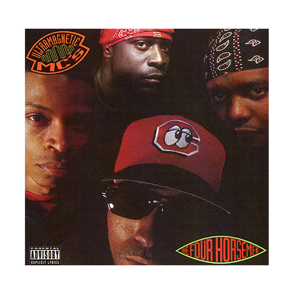 <!--1993081041-->Ultramagnetic MC's - 'The Four Horsemen' [CD]