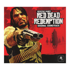Various Artists (Composed By: Bill Elm & Woody Jackson) - 'Red Dead Redemption (Original Soundtrack)' [CD]