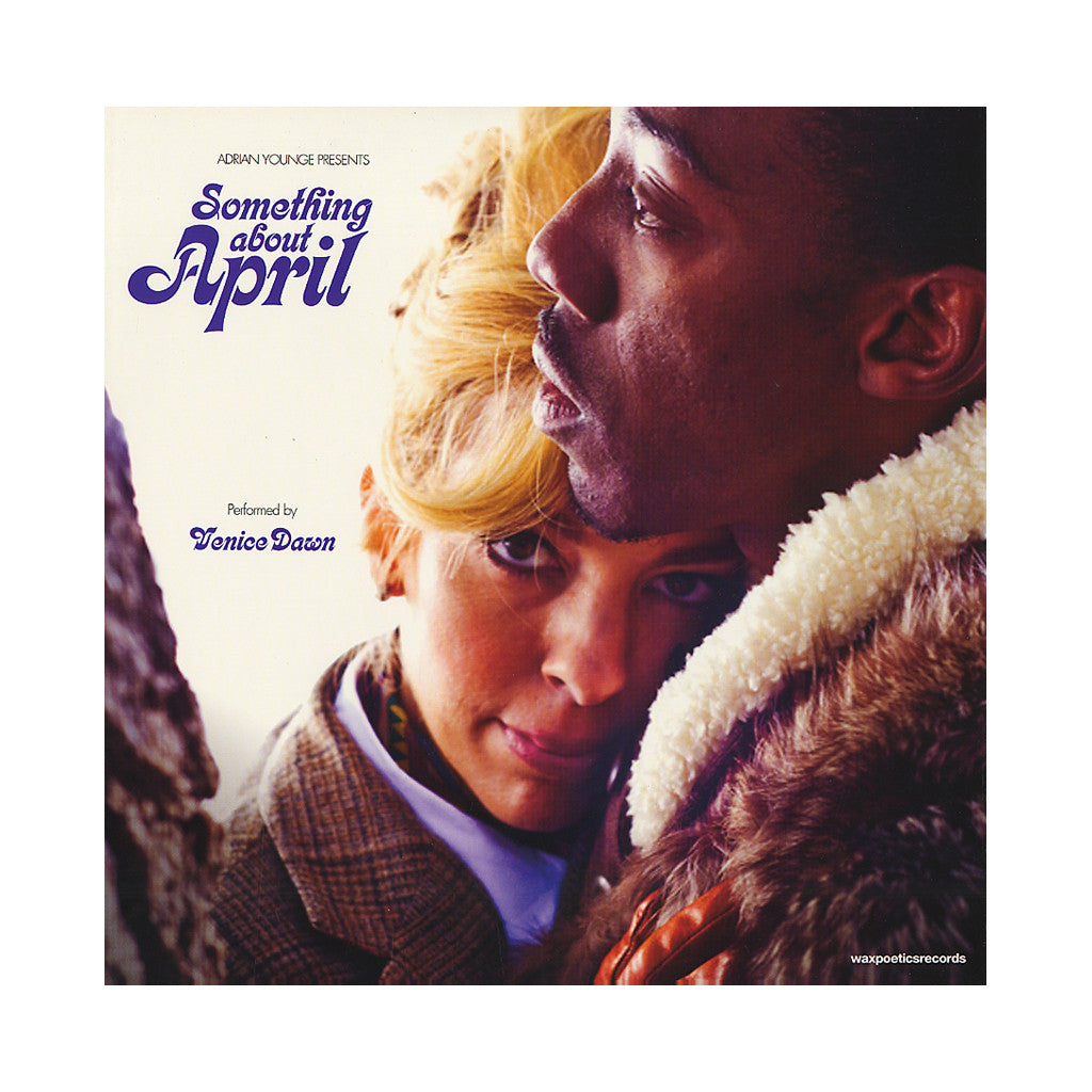 Adrian Younge Presents Venice Dawn - 'Something About April' [(Black) Vinyl LP]