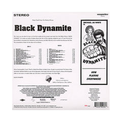 Various Artists - 'Black Dynamite (Original Soundtrack)' [(Black) Vinyl LP]