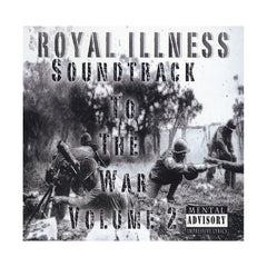 <!--120140506064445-->Royal Illness - 'Soundtrack To The War Vol. 2' [CD]
