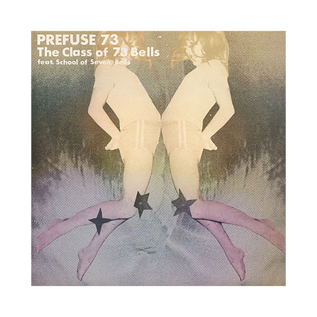 "<!--120081028014934-->Prefuse 73 - 'The Class Of 73 Bells/ Smoking Red/ En Blanco/ The Classical Sounds of 73 Bells' [(Black) 12"""" Vinyl Single]"