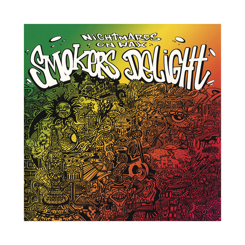 <!--120060404006705-->Nightmares On Wax - 'Smokers Delight' [CD]