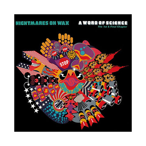 "[""Nightmares On Wax - 'A Word Of Science' [CD]""]"