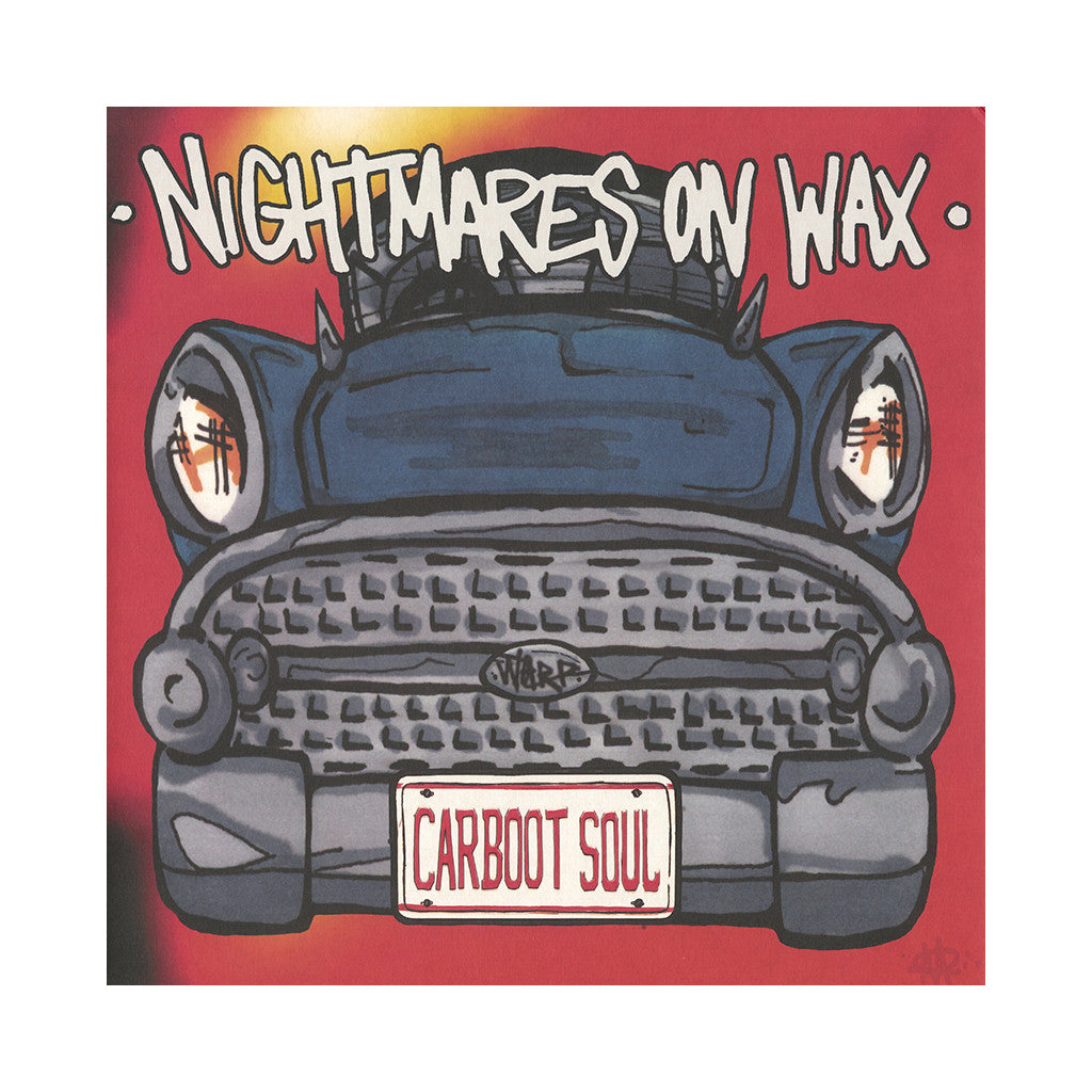 Nightmares On Wax - 'Carboot Soul' [CD]