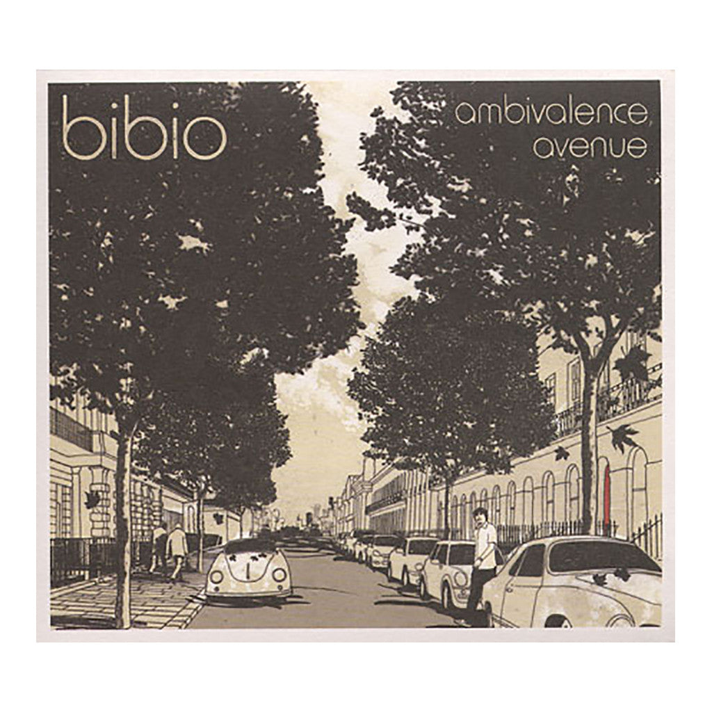 Bibio - 'Ambivalence Avenue' [CD]