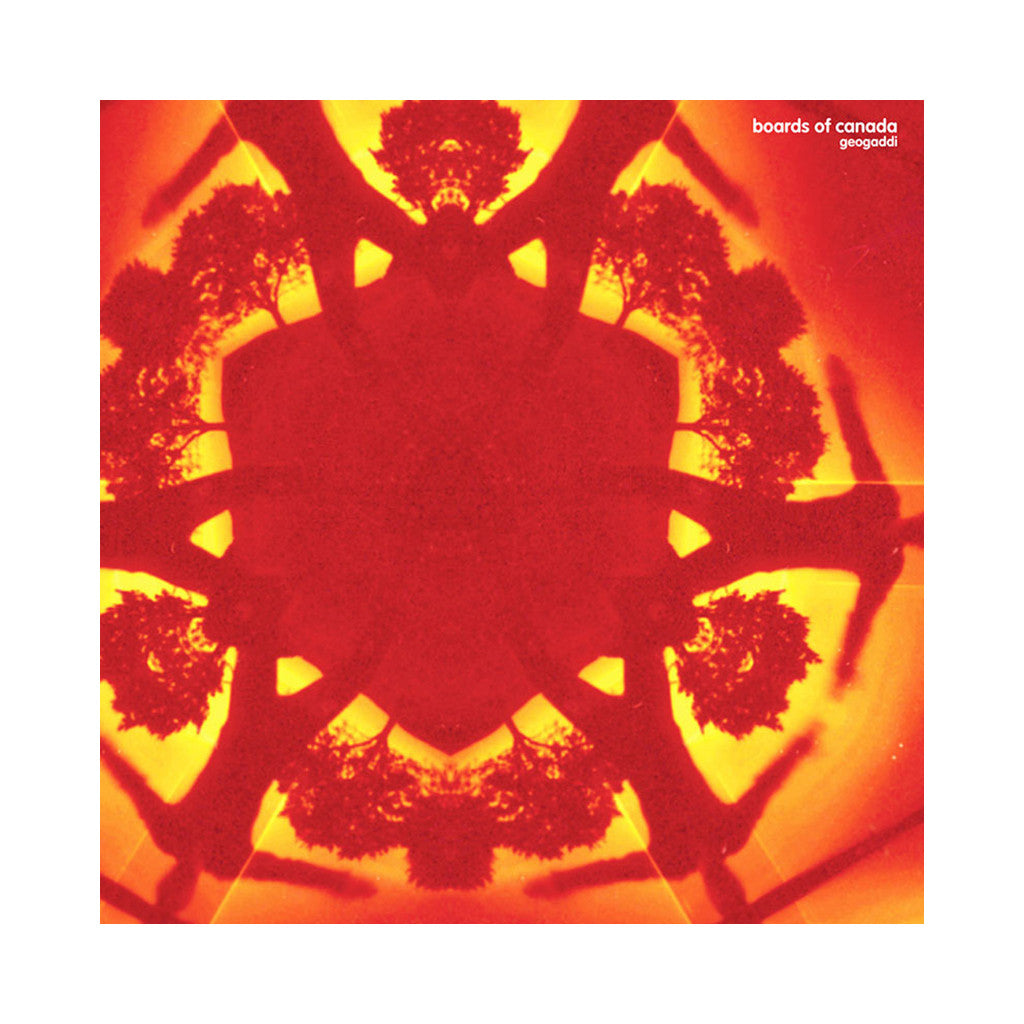 Boards Of Canada - 'Geogaddi' [CD]