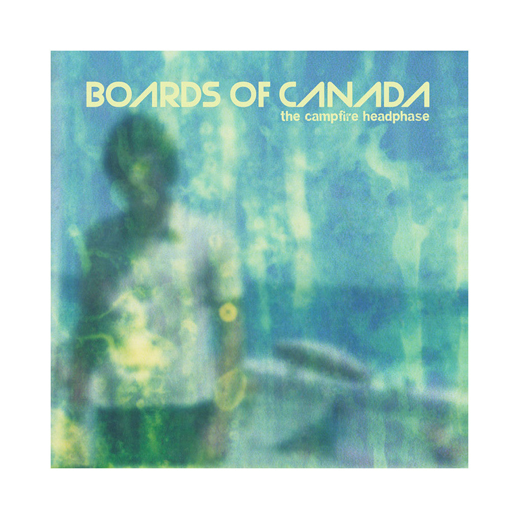 <!--120080102004454-->Boards Of Canada - 'The Campfire Headphase' [CD]