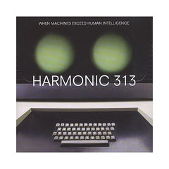 <!--120090303015880-->Harmonic 313 - 'When Machines Exceed Human Intelligence' [CD]