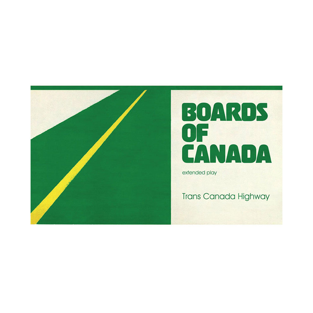 Boards Of Canada - 'Trans Canada Highway EP' [CD]