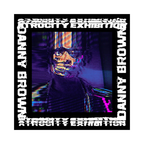Danny Brown - 'Atrocity Exhibition' [(Black) Vinyl [2LP]]