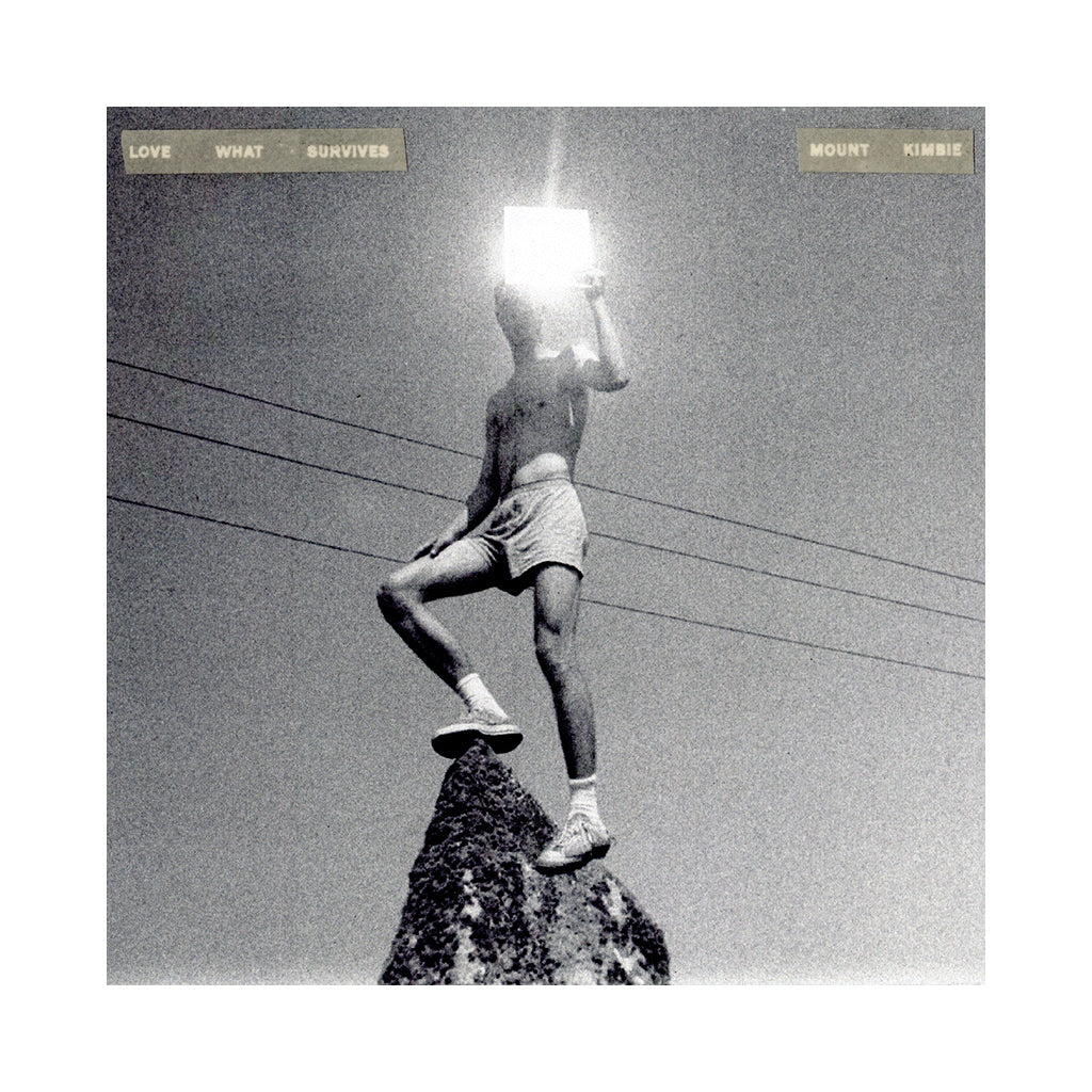 Mount Kimbie - 'Love What Survives' [(Black) Vinyl [2LP]]