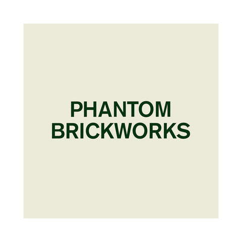 "[""Bibio - 'Phantom Brickworks' [(Black) Vinyl [2LP]]""]"