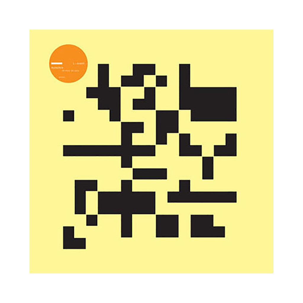 Autechre - 'L-Event EP' [CD]