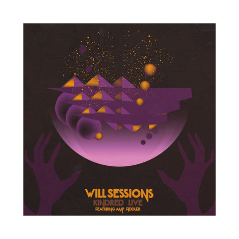 "[""Will Sessions & Amp Fiddler - 'Kindred Live' [(Gold) Vinyl LP]""]"