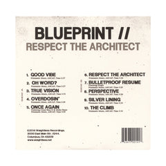 <!--120140513063204-->Blueprint - 'Respect The Architect' [CD]