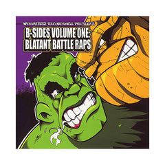 <!--020010814019207-->Various Artists - 'B-Sides Vol. 1: Blatant Battle Raps' [CD]