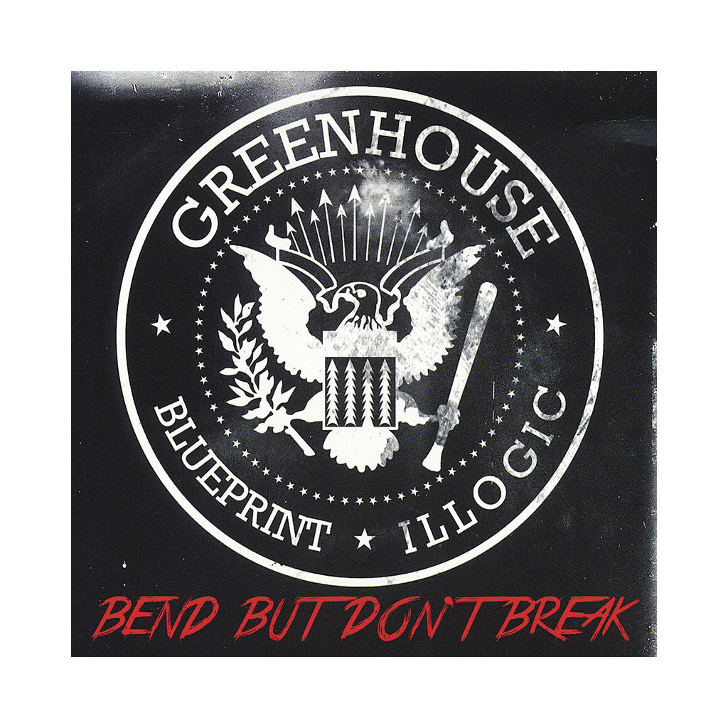 <!--120131029060254-->Greenhouse - 'Bend But Don't Break' [CD]