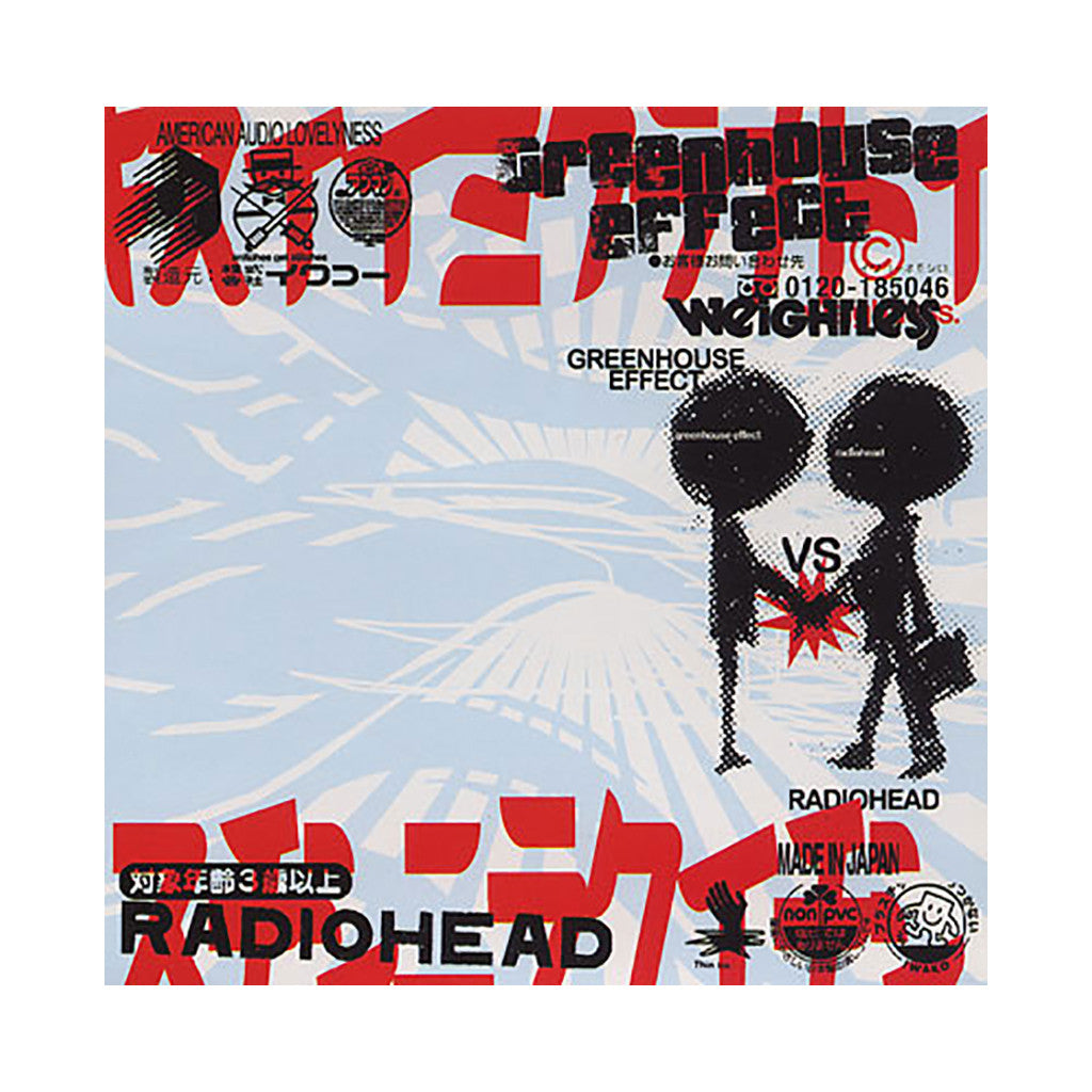 Greenhouse Effect - 'Greenhouse Effect vs. Radiohead' [CD]